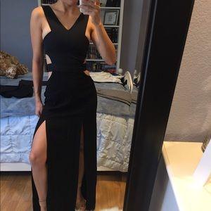 LF Cutout Maxi Dress